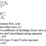 Orifice Gas Flow Rate